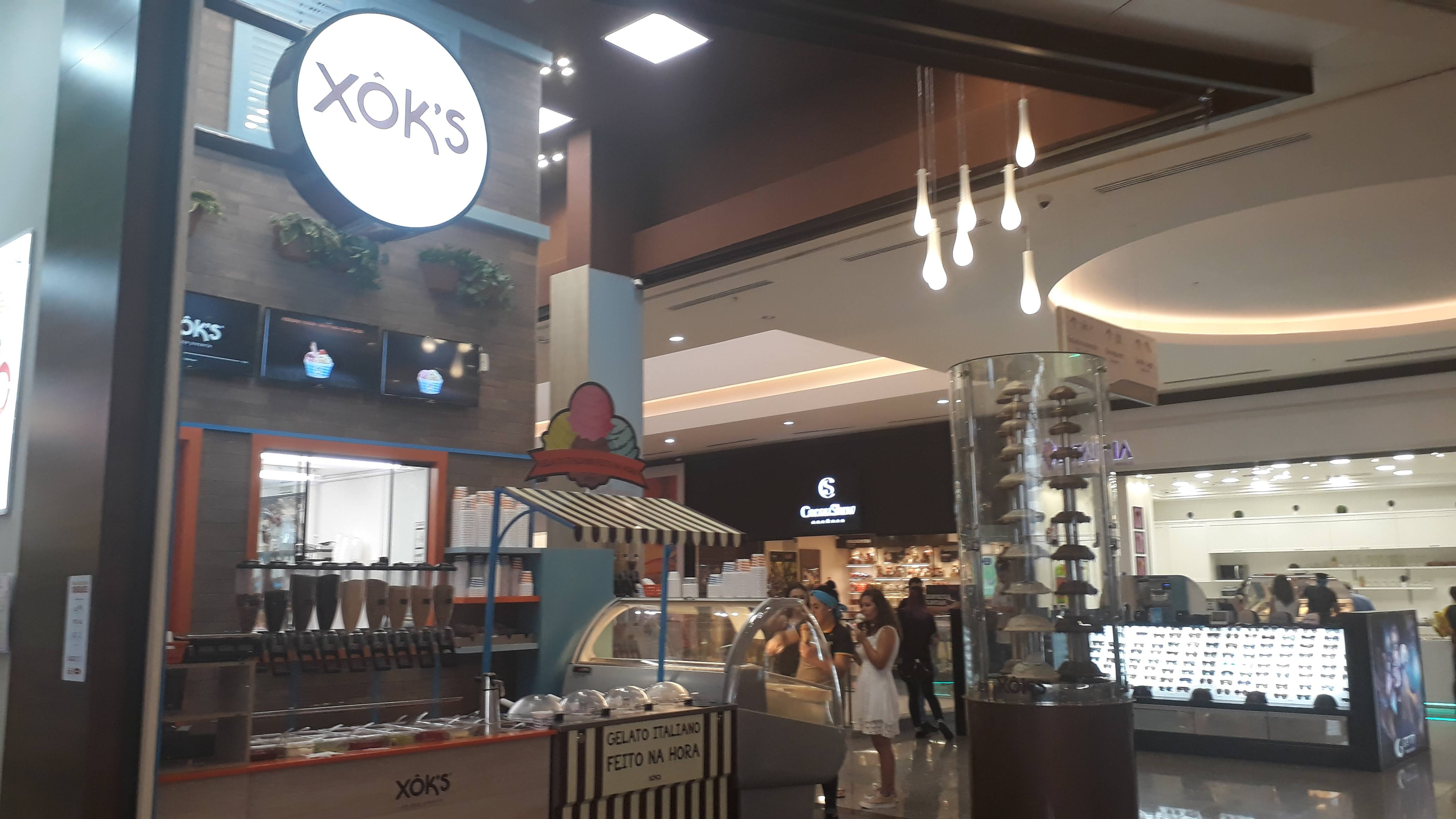 Xôk's Unidade Shopping Passo Fundo