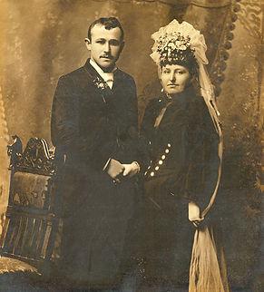 Thomas and Julia Wagner Wedding 1892.jpg