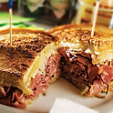 Hot Pastrami & Swiss