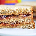 PB&J w/3 Slices of Bred