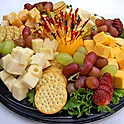 Cracker, Fruit & Cheese Tray