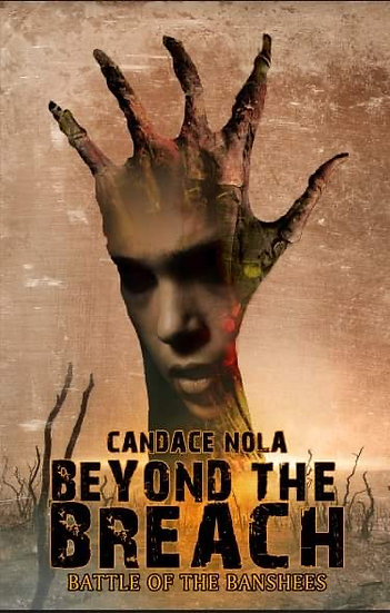Signed Paperback of Beyond the Breach