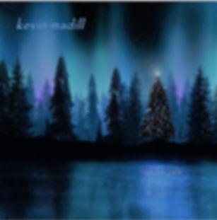 Christmas Album Cover- All is Calm