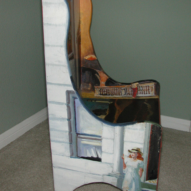 Hopper Chair