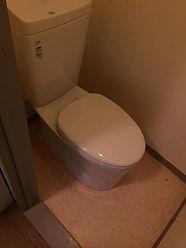 トイレ 取替 東大阪