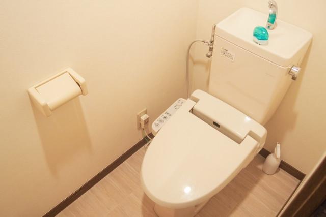 トイレ ツマリ