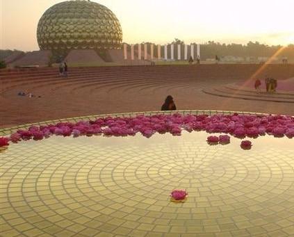 A la découverte d'Auroville