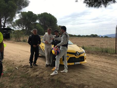 F1 drivers test the new N5 platform
