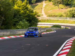 Record-Breaking Subaru finally allowed to show its pace