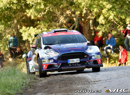 Rallye de Ourense 2019