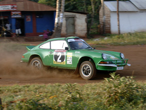 Preparations begin For EASR 2017 with Tuthill Porsche