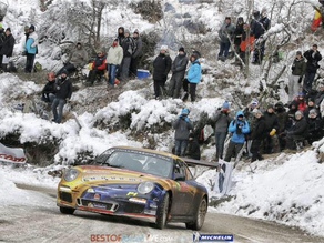 Victory!! Tuthills win 1st round of the R-GT Cup - Monte Carlo