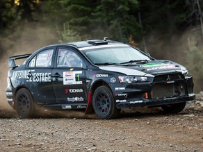 Pacific Forest Rally assures Antoine L'Estage of Canadian Championship 2014