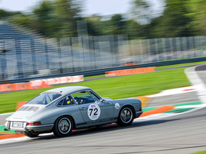 Another Fantastic win for Tuthill Porsche