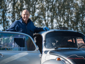 Tuthill Beetle prepared for African adventure
