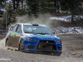 Stage set for Rally of the Tall Pines 2016