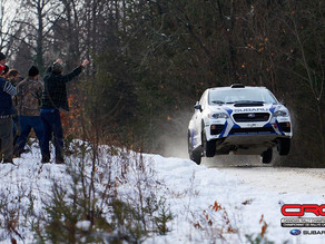 Fantastic result for L'Estage & Garrod in Rally of the Tall Pines