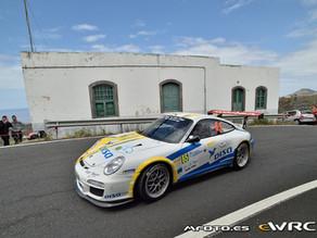 Victory for Cruz at Rally Islas Canarias 2018
