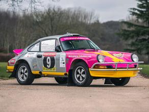 Safari-winning car up for Auction