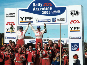 2005 WORLD RALLY CHAMPIONSHIP TITLE IS WON YET AGAIN BY CITROEN USING EXE-TC SUSPENSION
