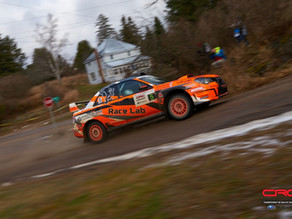 'Crazy' Leo takes title while l'Estage leads to victory at Rally of the Tall Pines