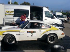 Historic Acropolis Rally - Podium finish for Tractive team