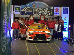 García and RMC take championship in Spain