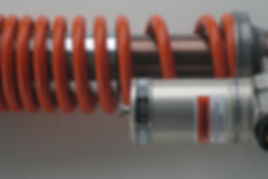 Modern Porsche 3-way dampers