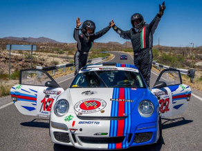 Victory for Perez and Fuentes at Chihuahua Express
