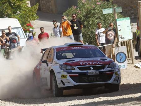 Inaugural round of the N5 Cup - Ralli Ciutat de Cervera 2018