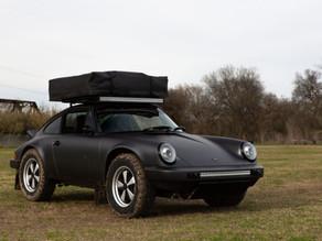 "Kelly Moss: Porsche 911 ""Willy"" Safari"