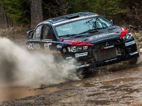 L'Estage wins 2014 Canadian Rally Championship at Rocky Mountain Rally
