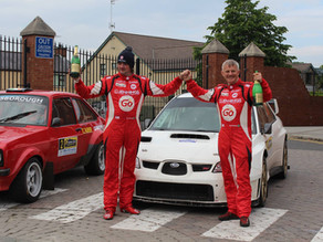 Garry Jennings dominates with EXE-TC at two more rallies