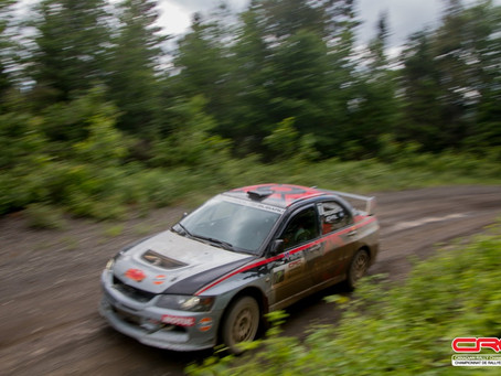 Victory for Besner at Rally Bais de Chaleurs