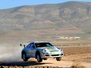 Modern Porsche shows its potential on Gravel