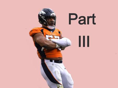 DeMarcus Walker Mini-Series Part III: An NFL Pass-Rusher?