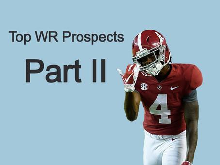 Top WR Prospects Mini-Series Part II: Jerry Jeudy