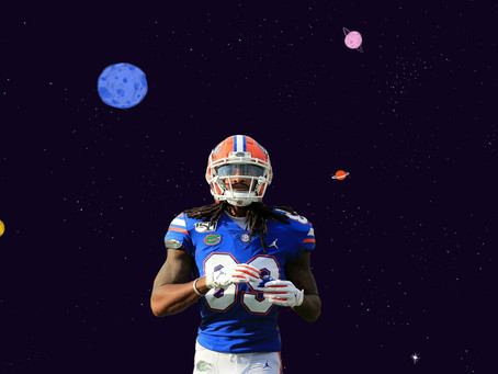 Draft Analysis: Pick 7.252—Tyrie Cleveland