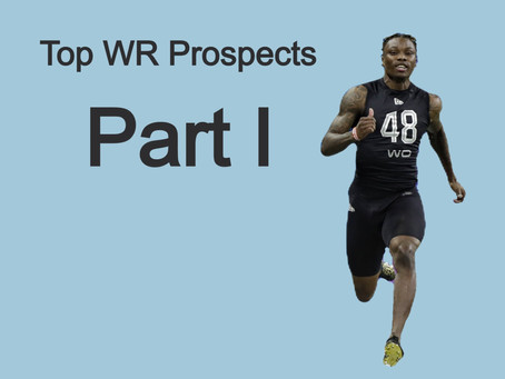 Top WR Prospects Mini-Series Part I: Henry Ruggs III