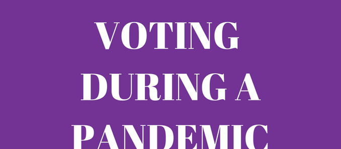 Mindful Voting During A Pandemic