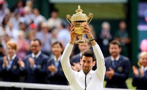 Wimbledon Winner Novak Djokovic Uses Meditation On And Off The Court To Win!
