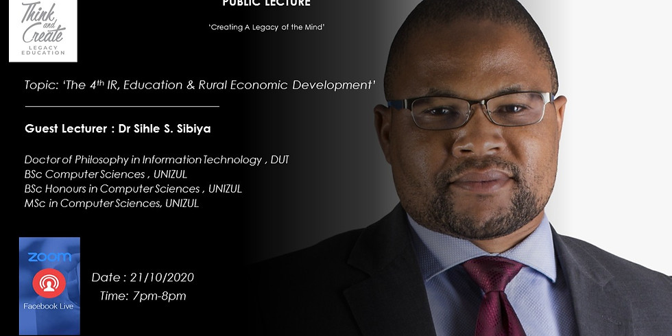 Graduate School of Key Influencers - Public Lecture