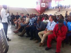 LIV Village Men meeting