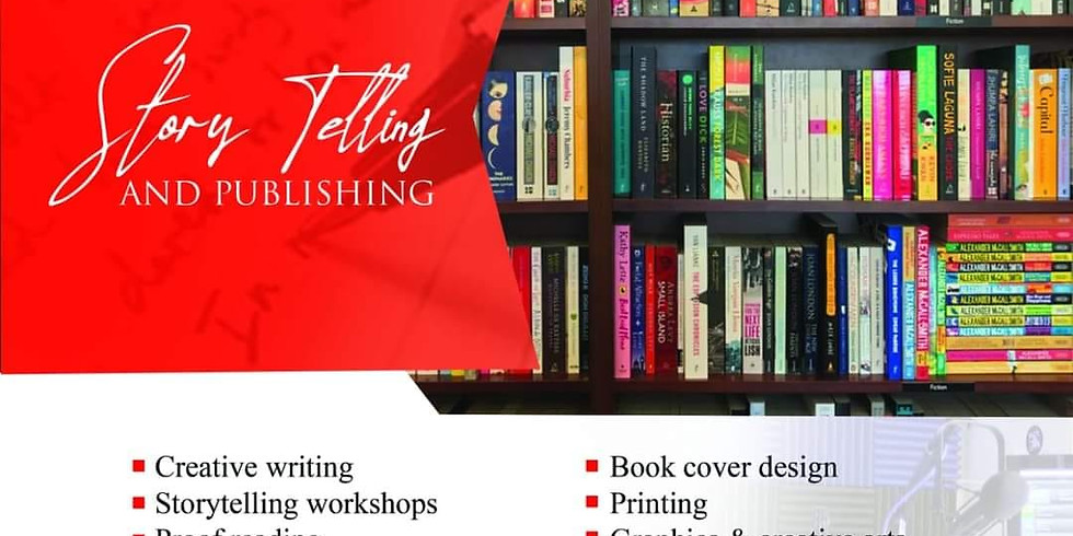 StoryTelling & Book Writing with Thabo