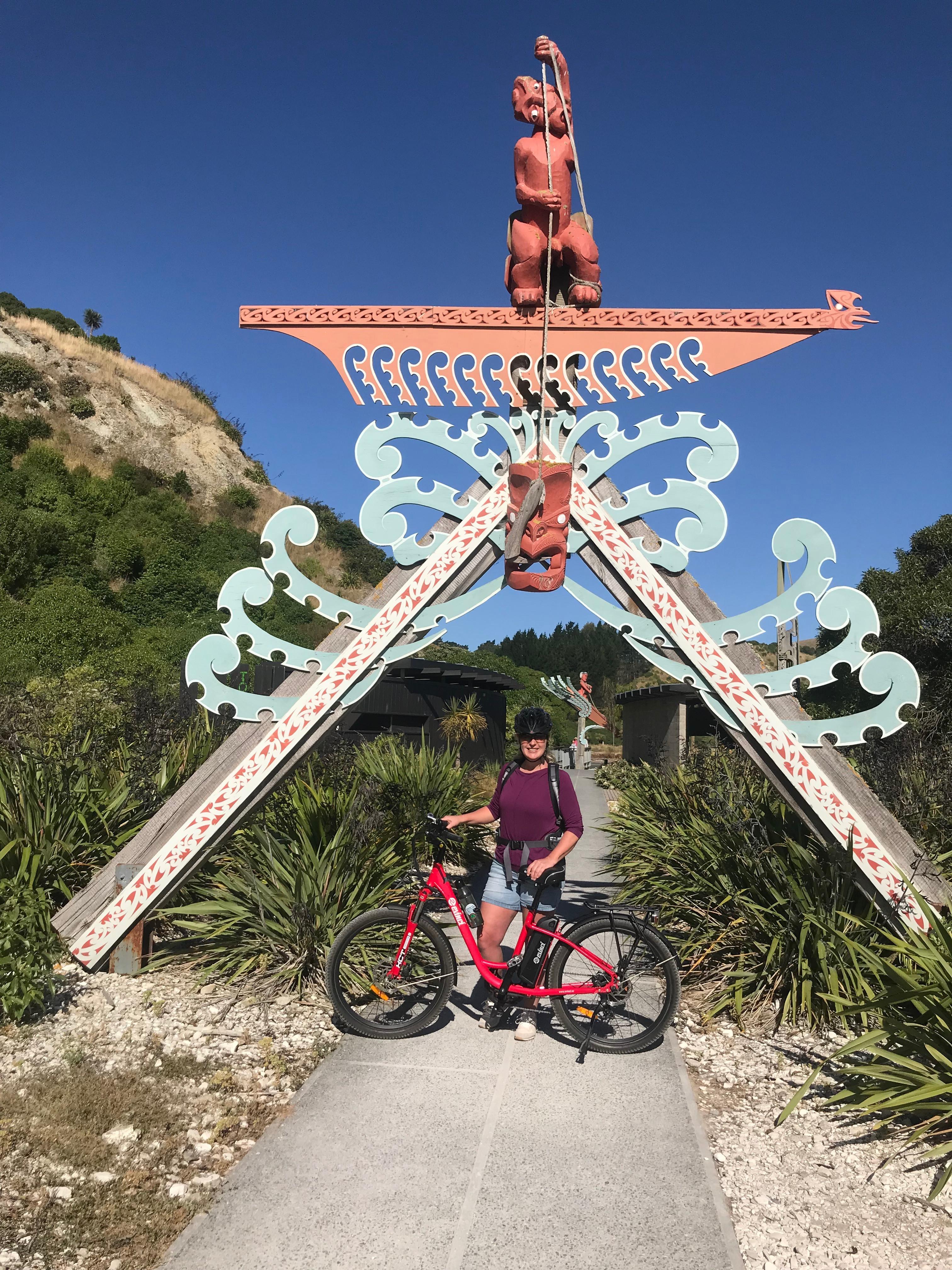 Kaikoura e bike freedom hire