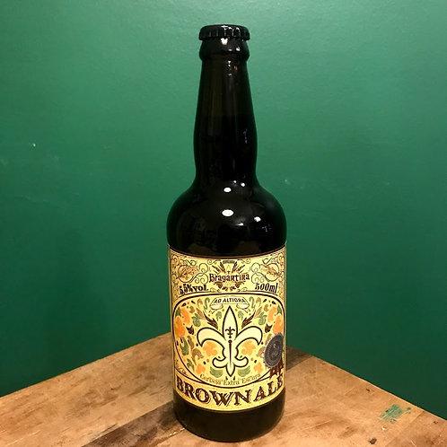 Cerveja Brown Ale - 500ml