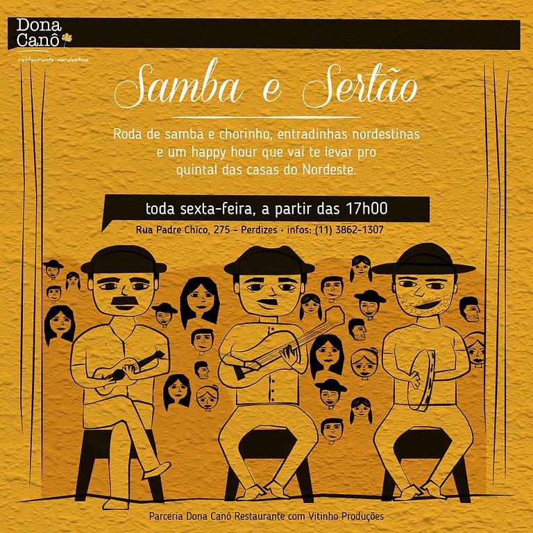 Samba e Sertão Dona Canô