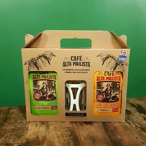 Kit Café Alta Paulista