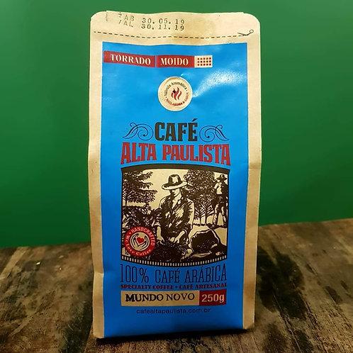 Café Mundo Novo Alta Paulista (moído)