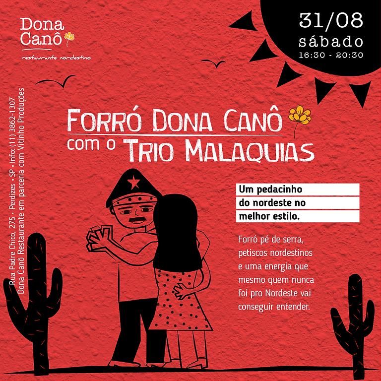 Forró Dona Canô e Trio Malaquias